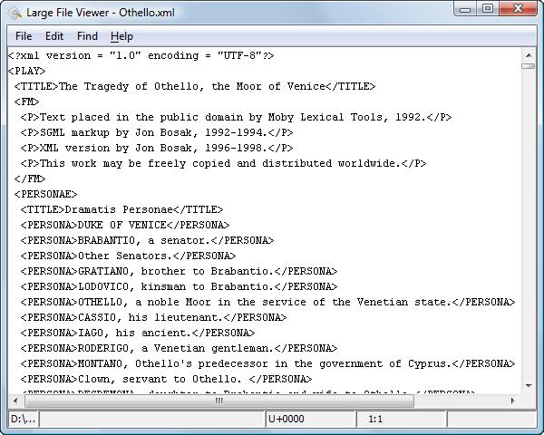 Large File Viewer
