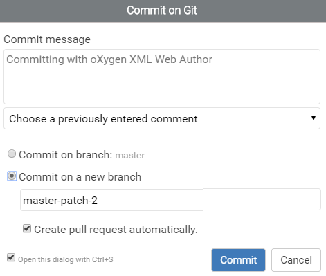 Using a Git Repository