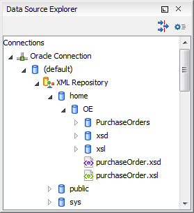 Oracle Database Connections
