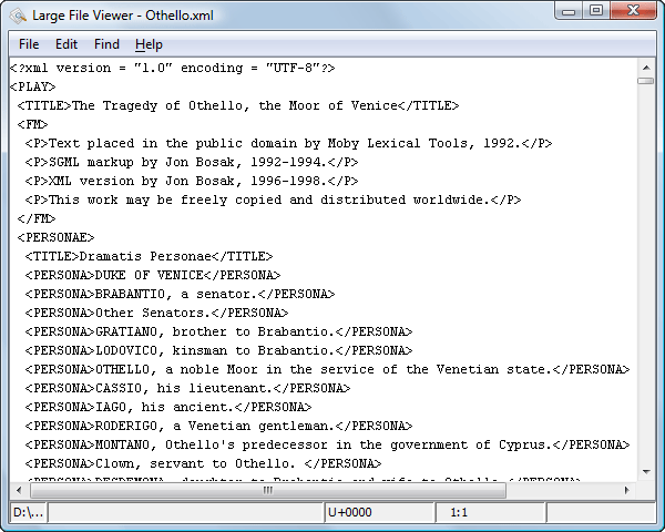 how to open xmf file