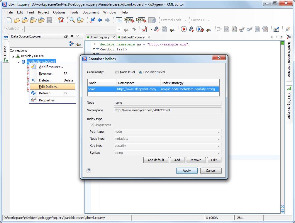 oracle berkeley db xml support rh oxygenxml com Oracle Coherence Berkeley DB Source