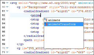 SVG Editor