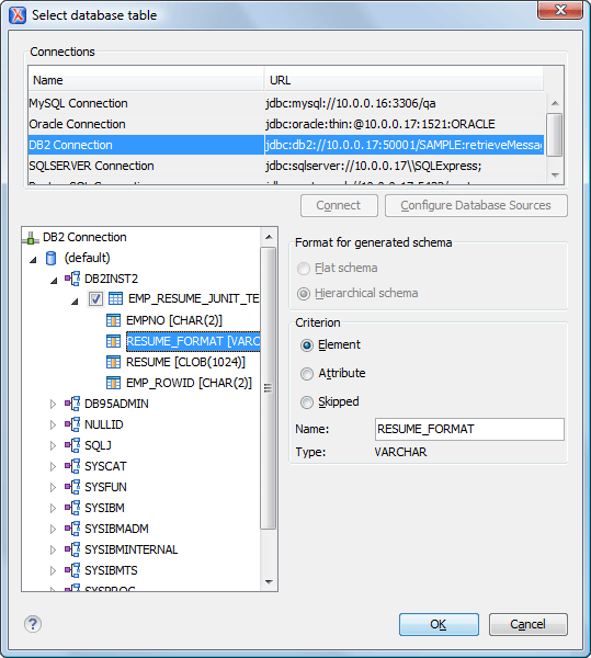 Ibm db2 xml support generate schema tool ccuart Image collections