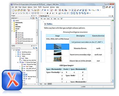 Oxygen: Xml Oxygen Editor Free Download