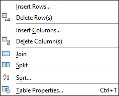 Oxygen can manage table and column width specifications from the source document in fixed dynamic and proportional dimensions. The table and column widths ...  sc 1 st  Oxygen XML Editor & Built-in Table Support