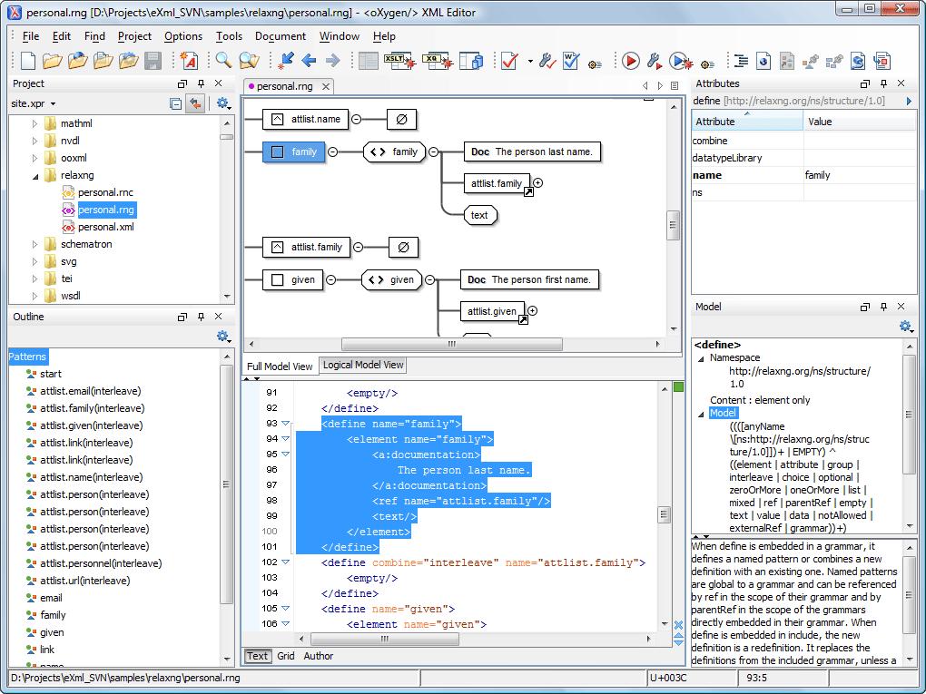 Editor Oxygen Crack Xml