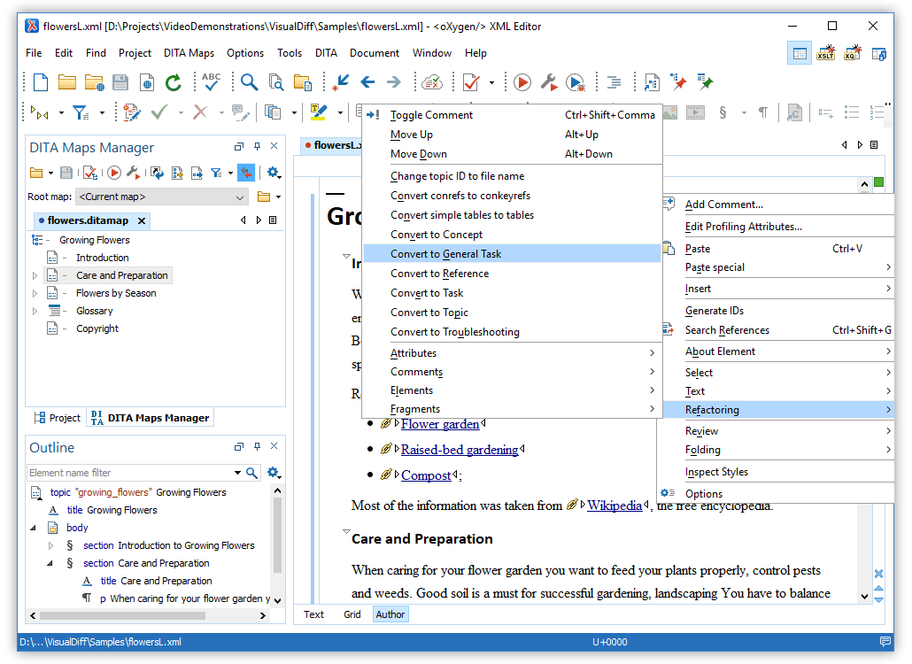What's New in Oxygen XML Editor 19 1