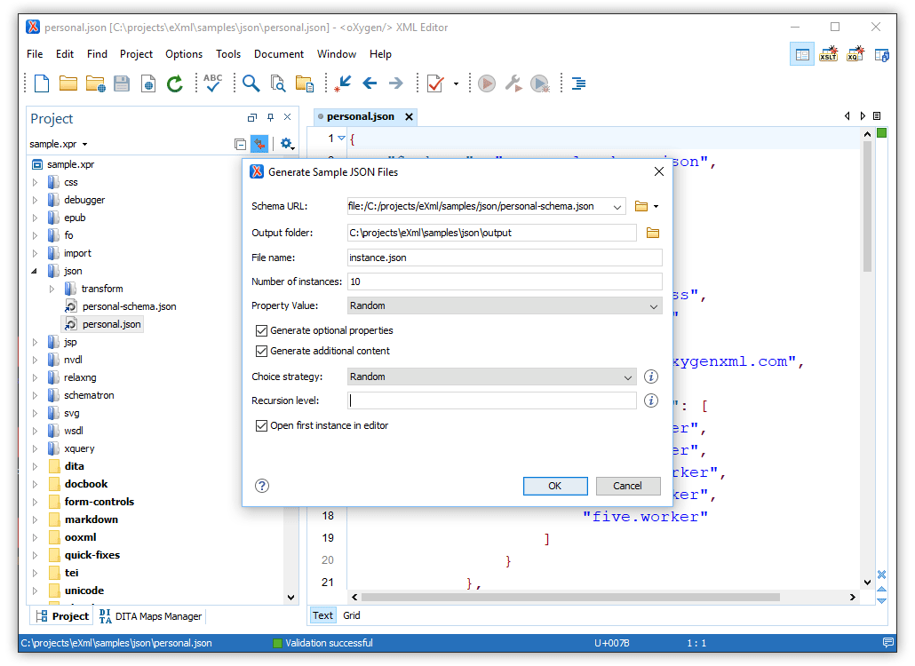 Oxygen XML Editor What is new