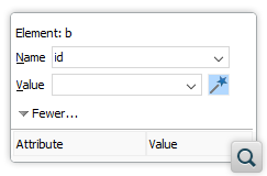 Automatically Generate IDs in Attributes View