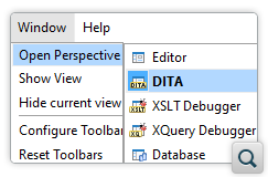 New DITA Perspective